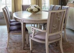 欧式餐桌图片 欧式饭店餐桌椅子定制定做 酒店实木餐桌定制