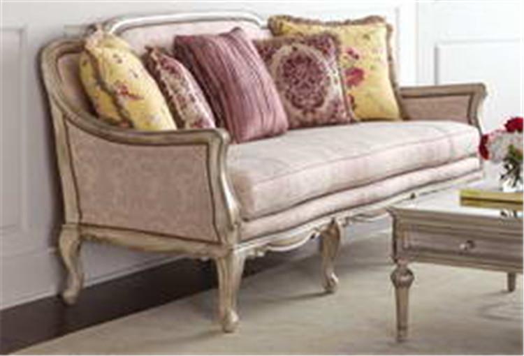 美式沙发 新款实木布艺沙发图片