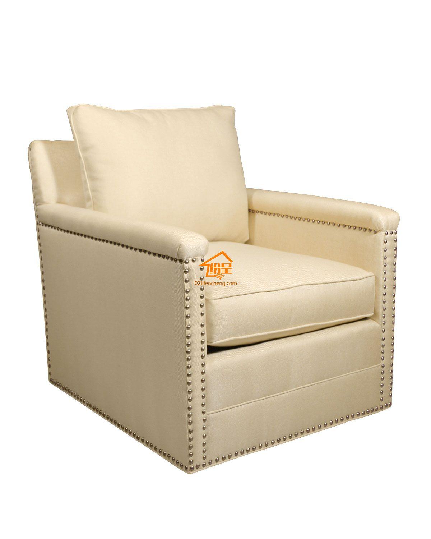 美式实木沙发坐垫