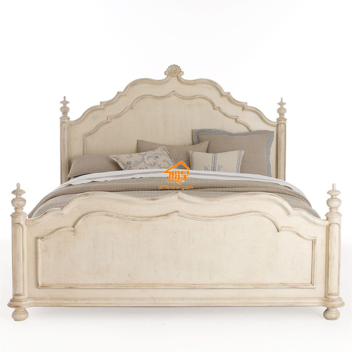 100张欧式床图片 白底图家居设计师专用(上)