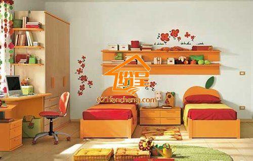 保证让您和您 欧式风格儿童房装修效果图:孩子的房间不仅要有趣可爱