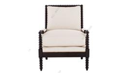 美式沙发椅休闲椅实木定制老虎椅沙发Fcdry0005-m
