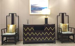 全套新中式家具定制案例展示实木新中式全屋家具