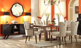 新中式实木餐椅高档餐椅定制-上海家具