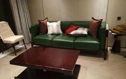 上海阳光城滨江悦孔小姐家具定制――轻奢家具