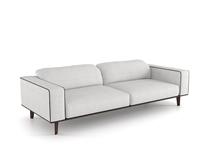 现代简约沙发客厅布艺沙发定制定做